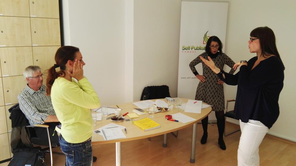 """Workshop """"Sprechtraining für Lesung, Hörbuch und Buchtrailer"""""""