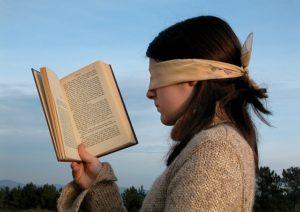 Unbekannte Leserin | Quelle pixabay