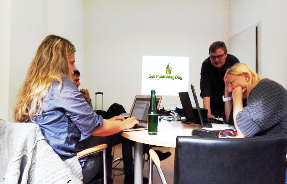 """SP-Day Workshop """"eBooks Schreiben und Vermarkten"""""""