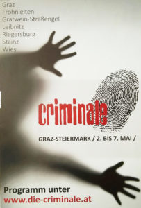 Die Criminale in Graz: Self-Publishing Workshop